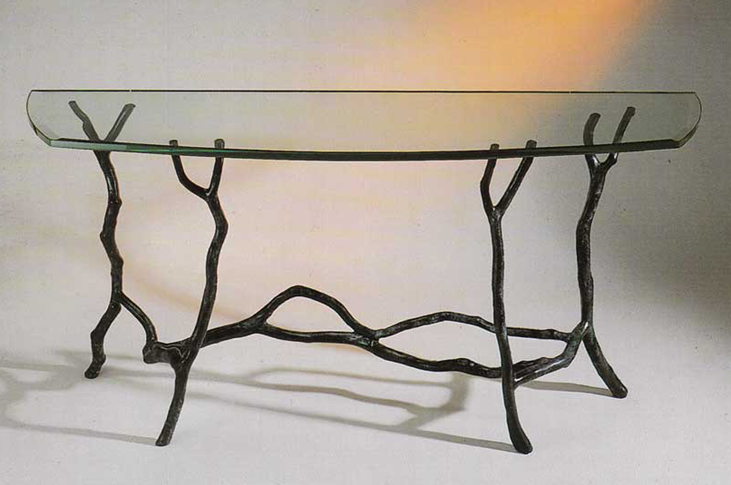 Console Table Base