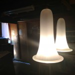 large garden lamps